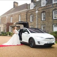 TMX Teesside Wedding car