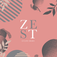 Zest Event Bars Cocktail Bar