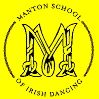 Manton School of Irish Dancing Irish Dancer