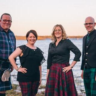 Alastair Scott Ceilidh Band Function & Wedding Music Band