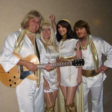 Abba's Angels - Tribute Band , Salisbury,  ABBA Tribute Band, Salisbury 70s Band, Salisbury
