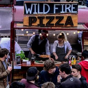 Wild Fire Pizza Street Food Catering