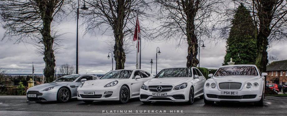 Platinum Supercar Hire Wedding Car Wolverhampton West Midlands