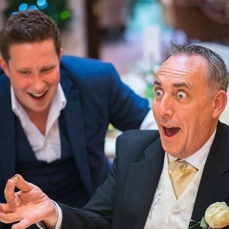 Mark Waddington - Magician - Magician , Leeds,  Close Up Magician, Leeds Wedding Magician, Leeds Table Magician, Leeds Corporate Magician, Leeds