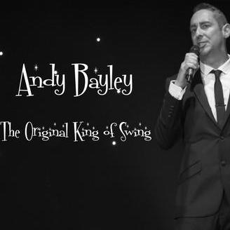 Andy King of Swing Vintage Singer