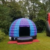 Absolutely Inflatables Bouncy Castle Hire Mobile Climbing Wall