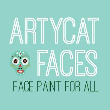 Artycat Faces - Children Entertainment , London,  Face Painter, London