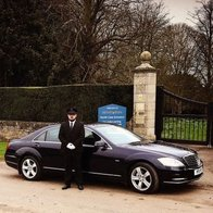 Elite Chauffeur Service Wedding car