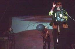 Space Ace Robot - Live music band Dance Act  - Glasgow - Lanarkshire photo