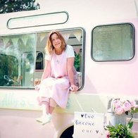 Sweet Ally Scoops Vintage Ice Cream Van Catering