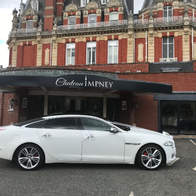 South West Wedding Car Hire Chauffeur Driven Car