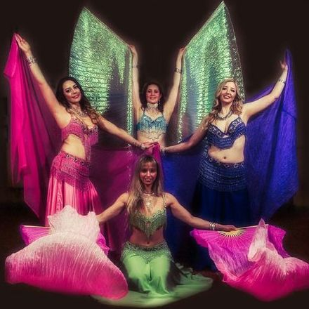Chaines Dance Company Bollywood Dancer