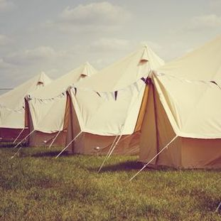 Blossom & Blush Bell Tents - Marquee & Tent , Hull,  Bell Tent, Hull