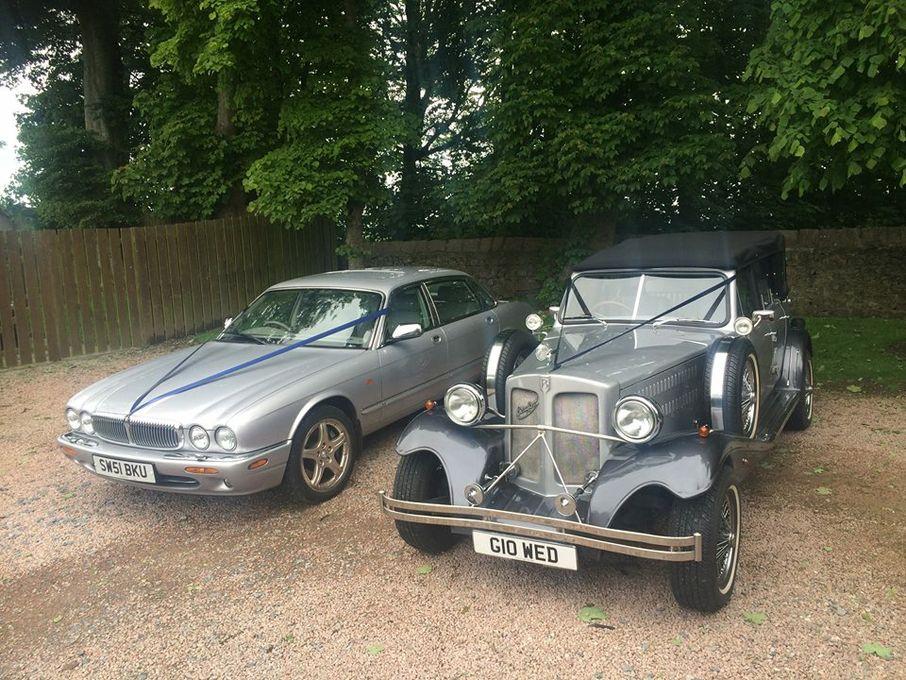 Silver City Cars - Vintage & Classic Wedding Car Aberdeenshire ...