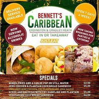 Bennetts Caribbean Halal Catering