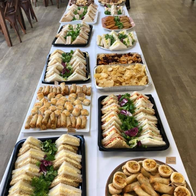 Moniques Country Kitchen Pie And Mash Catering