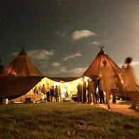 Timeless Tipis Marquee & Tent