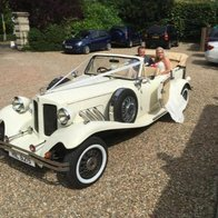 Arnage Executive Hire Wedding car