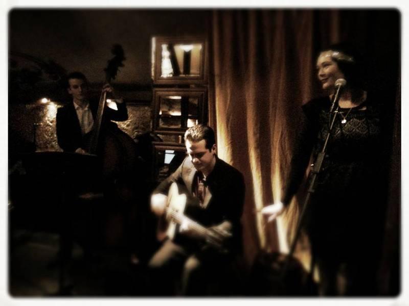 Cafe Manouche - Live music band Ensemble  - London - Greater London photo