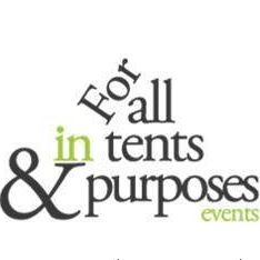 For All In Tents & Purposes Party Tent