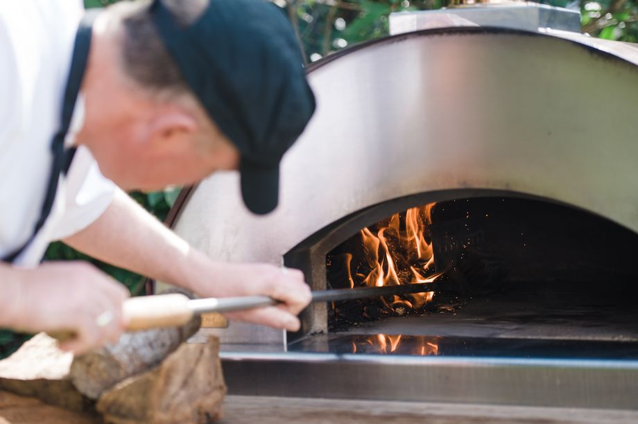 Little Reds - the authentic wood fired pizza company - Catering  - Wokingham - Berkshire photo