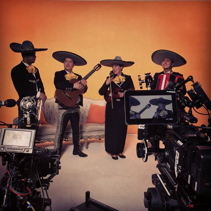 The Mexican Way - Live music band World Music Band  - London - Greater London photo