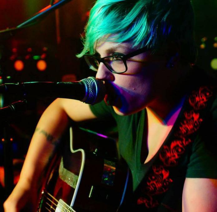 Cherry Valentine - Live music band Solo Musician Singer  - Cheshire - Cheshire photo