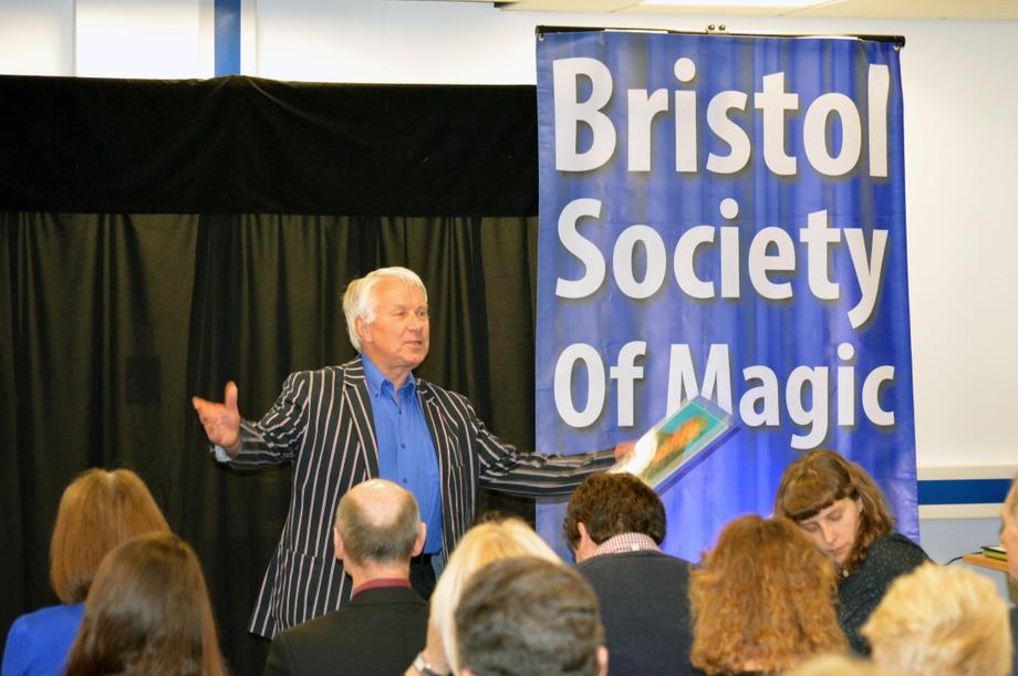 Richard Ballinger - Children Entertainment Magician  - Bristol - Avon photo