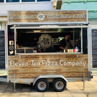Eleven Ten Pizza Company Pizza Van