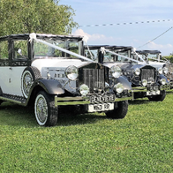 Cheringham Cars Vintage & Classic Wedding Car