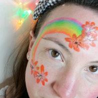 Rainbow Face Creations Face Painter