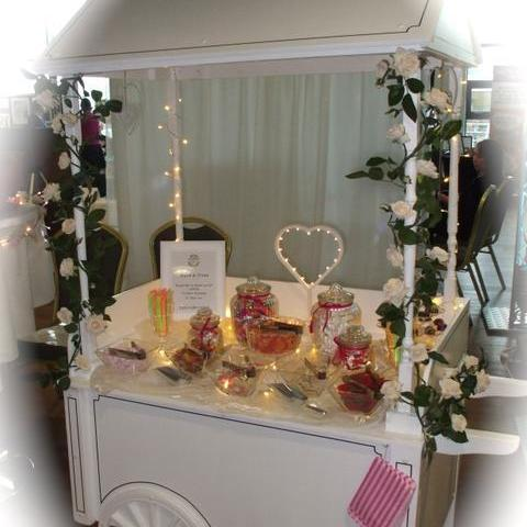 Devon Sweet Events - Catering , Exeter,  Sweets and Candy Cart, Exeter