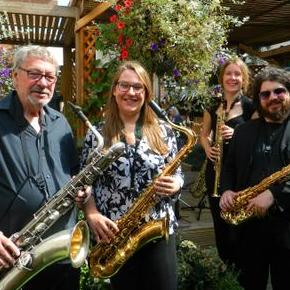 Viva Saxophone Quartet Brass Ensemble