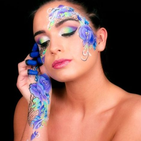 Pierangela Face & Bodypaint Artist Children Entertainment