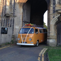 Welovecampers Vintage & Classic Wedding Car