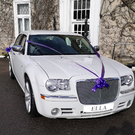 Ruby Wedding Cars Wedding car