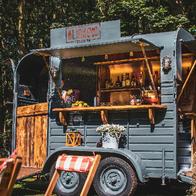 Blinkers Horsebox Bar Mobile Bar