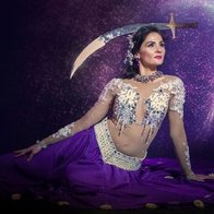 Andrea Boros Dance Bollywood Dancer