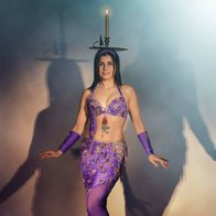 Maria Morelli Belly Dancer