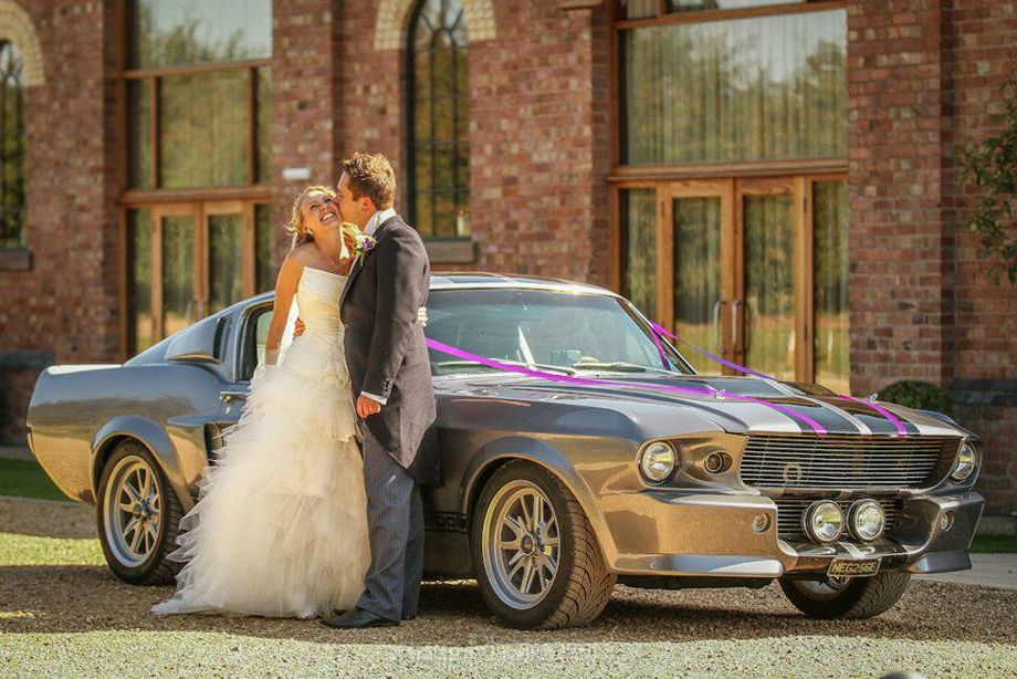 American Muscle Car Hire - Wedding car Huntingdon , Cambridgeshire