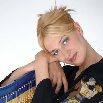 Jemima Phillips Harpist Solo Musician