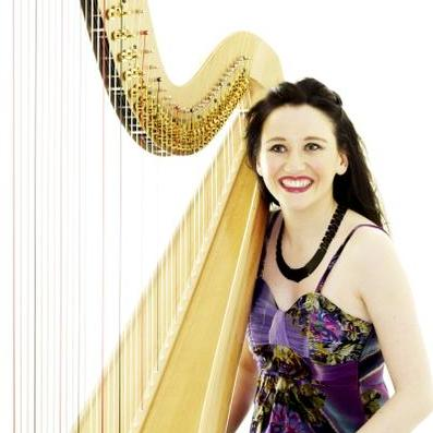 Elfair Grug Dyer Harpist