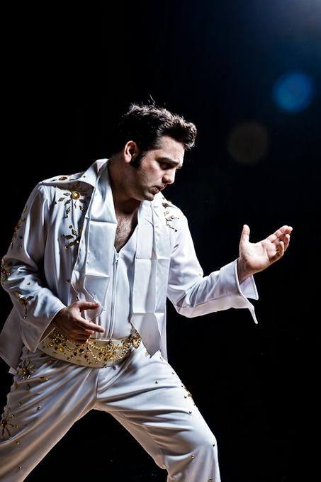 DaniElviS - Elvis Tribute (Plus DJ Service) - Tribute Band Impersonator or Look-a-like  - Greater London - Greater London photo