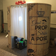 M & G Events Hire Popcorn Cart