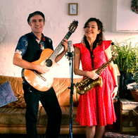Swing Jamboree Live Music Duo