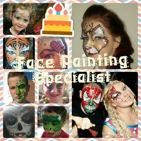 Impeccable Parties  - Magician , Coventry, Children Entertainment , Coventry,  Children's Magician, Coventry Close Up Magician, Coventry Table Magician, Coventry Corporate Magician, Coventry Wedding Magician, Coventry Balloon Twister, Coventry Face Painter, Coventry Bouncy Castle, Coventry Clown, Coventry