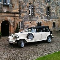 The Wedding Car Hire Co. Ltd. Chauffeur Driven Car