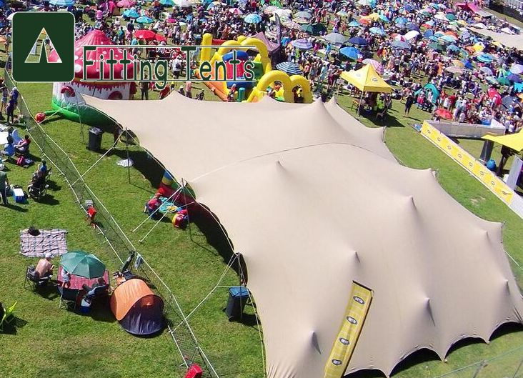 Fitting Tents - Event Equipment Marquee & Tent  - Nottinghamshire - Nottinghamshire photo