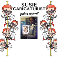Soozi. Humour Caricaturist