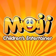 Moji Entertainer Magician